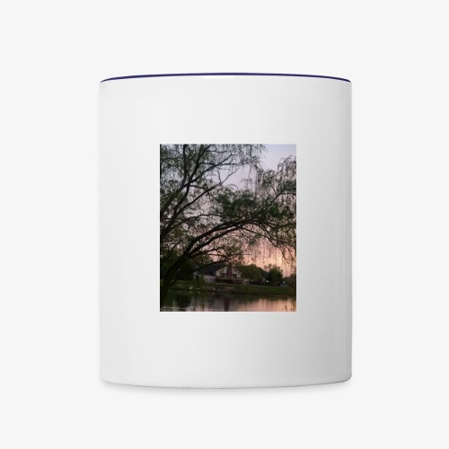 Lake - Contrast Coffee Mug