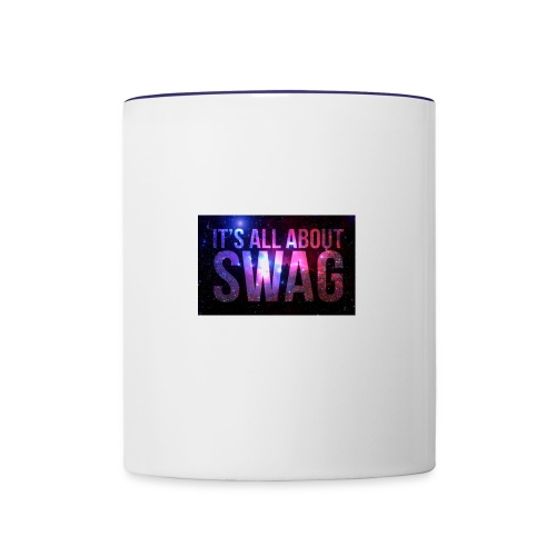 SWAG - Contrast Coffee Mug