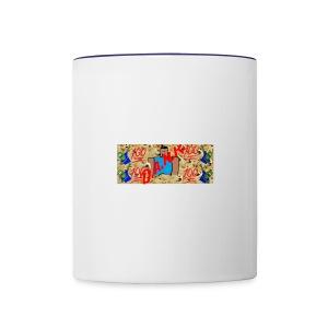 Dank Clothing - Contrast Coffee Mug