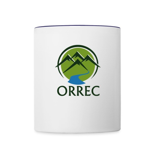 The ORREC LOGO - Contrast Coffee Mug