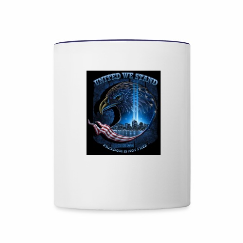 United We Stand - Contrast Coffee Mug