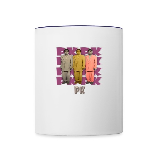 pk - Contrast Coffee Mug