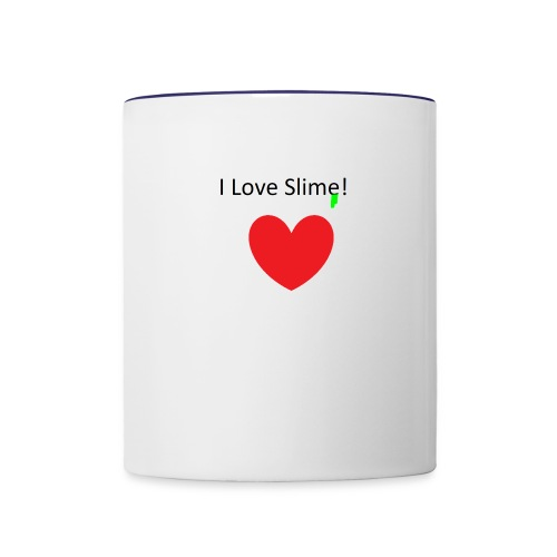 Slime Merchandise - Contrast Coffee Mug