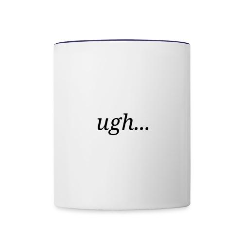 Monday Morning Merch - Contrast Coffee Mug