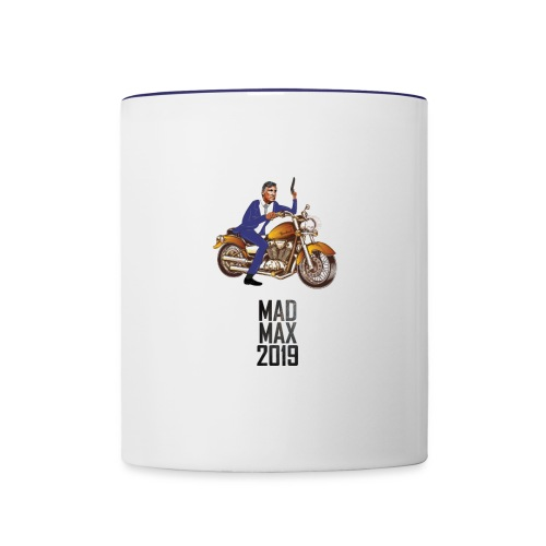 Mad Max 2019 - Contrast Coffee Mug
