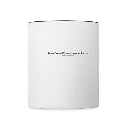 Miracle Mug - Contrast Coffee Mug