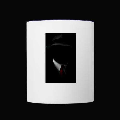 Mafioso - Contrast Coffee Mug