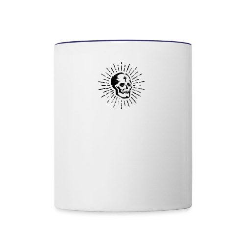 God nor Devil - Contrast Coffee Mug