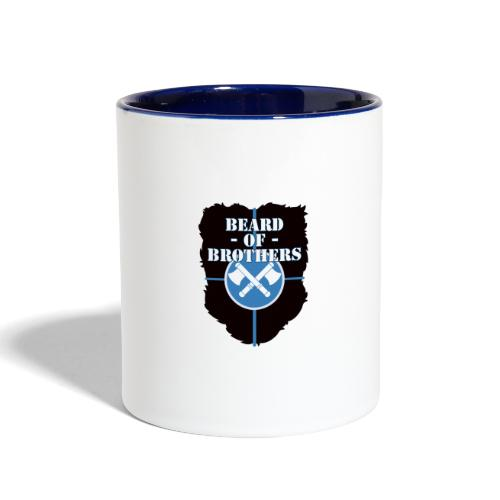 Beard Of Brothers - Contrast Coffee Mug