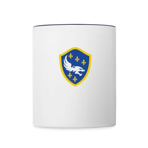 Bosnian Liljan - Contrast Coffee Mug