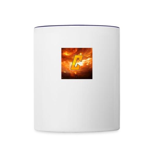 My logo - Contrast Coffee Mug