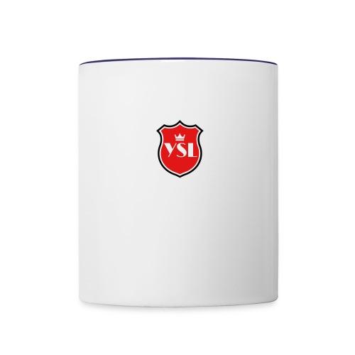 YSL Logo Appreal - Contrast Coffee Mug