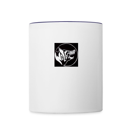 new stuff - Contrast Coffee Mug