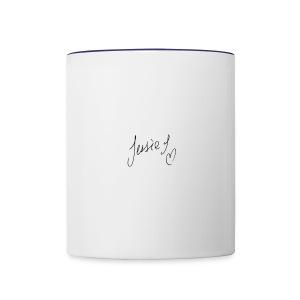 Autograph - Contrast Coffee Mug