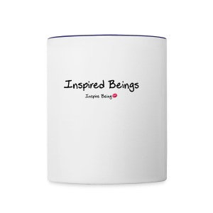 Inspired Beings - Contrast Coffee Mug