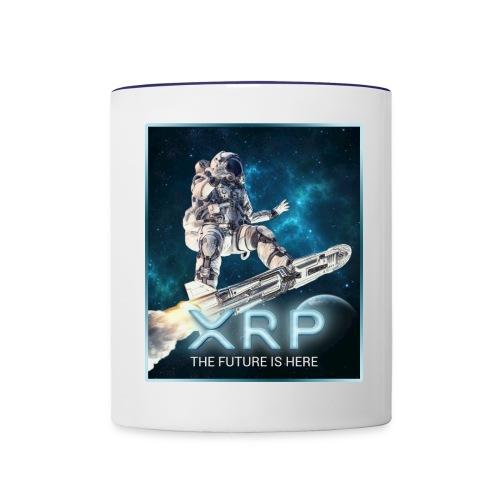 XRP Mug - Contrast Coffee Mug