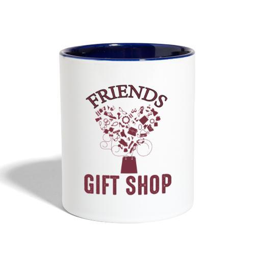 Friends Gift Shop - Contrast Coffee Mug