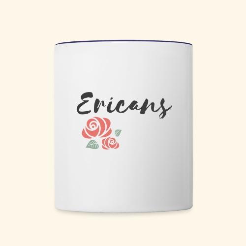 Erica ONLINE - Ericans - Contrast Coffee Mug