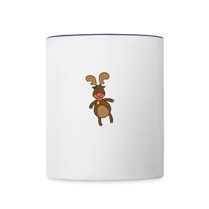 Rudolph Design - Contrast Coffee Mug