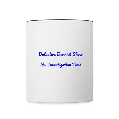DDS - Contrast Coffee Mug