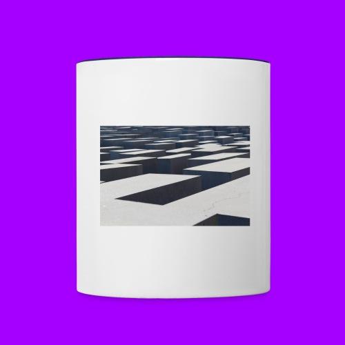 Blox Chamber - Contrast Coffee Mug