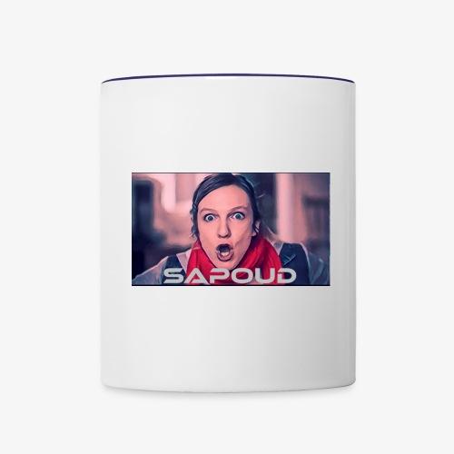 SAPOUD T-shirt - Contrast Coffee Mug
