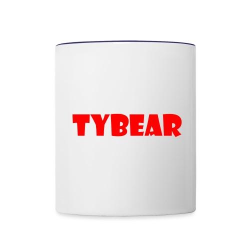 Tybear Large - Contrast Coffee Mug