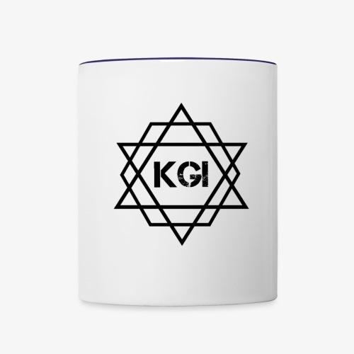 KGI - Contrast Coffee Mug