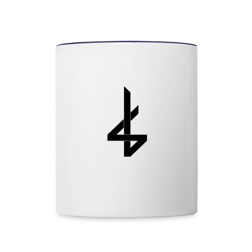 Haze Logo - Contrast Coffee Mug