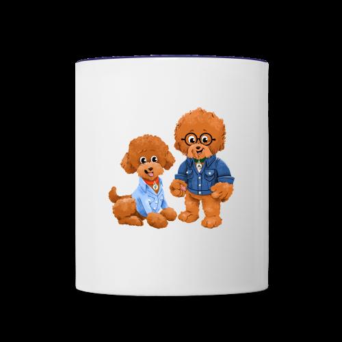 Agador Fred Duo - Contrast Coffee Mug