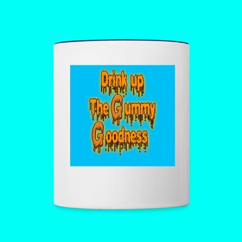 Drink Gummy Goodness Mug - Contrast Coffee Mug