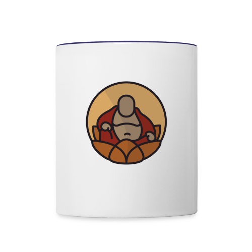 AMERICAN BUDDHA CO. COLOR - Contrast Coffee Mug