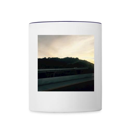 2016 09 29 - A Trip - Contrast Coffee Mug