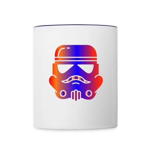Trooper - Contrast Coffee Mug