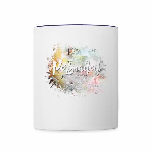 Persuaded Bloom - Contrast Coffee Mug