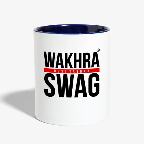 Wakhra Swag B - Contrast Coffee Mug