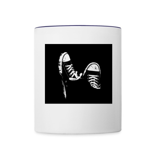 Kick Back And Chill - Contrast Coffee Mug