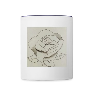The Perfect Rose - Contrast Coffee Mug