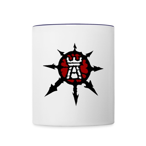Havoc Logo with outline - Contrast Coffee Mug