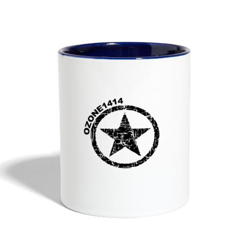 ozonestarblack - Contrast Coffee Mug
