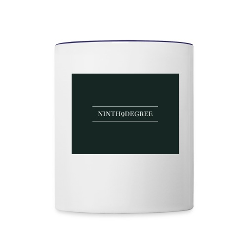 ninth9degree - Contrast Coffee Mug