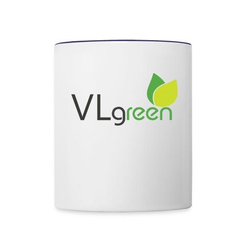 VLgreen Transparent - Contrast Coffee Mug