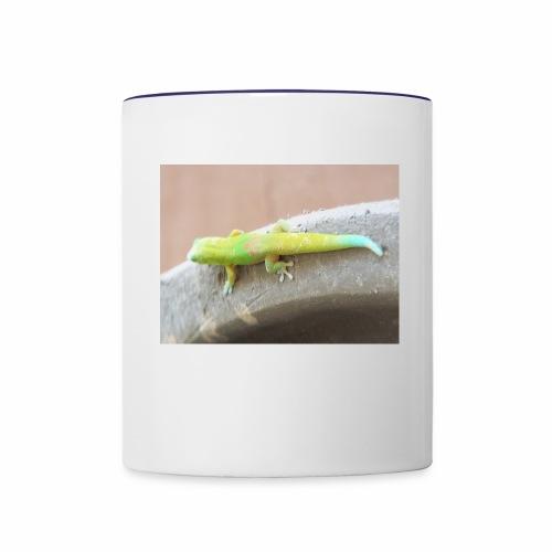 Gecko - Contrast Coffee Mug