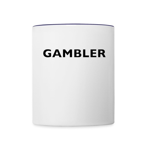Gambler Gear - Contrast Coffee Mug