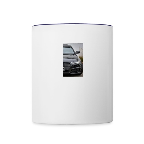 Audi guy - Contrast Coffee Mug