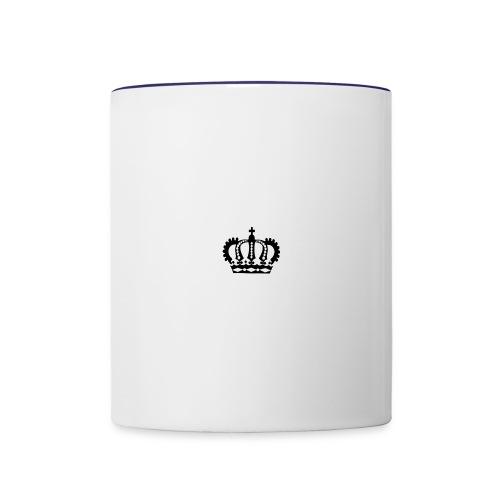 Queen phone case - Contrast Coffee Mug