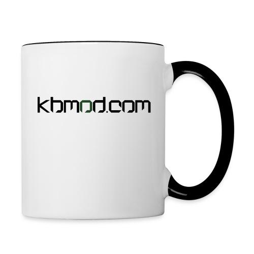 kbmoddotcom - Contrast Coffee Mug