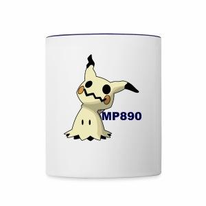Mimikyu - Contrast Coffee Mug