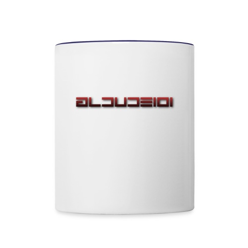Aldude101 Fan Shop - Contrast Coffee Mug