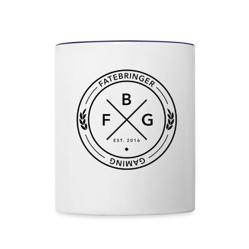 fbg main logo - Contrast Coffee Mug